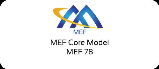 MEF Core Model