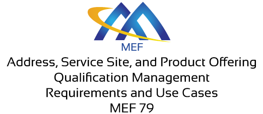 Address, Service Site, and Product Offering Qualification Management Requirements and Use Cases