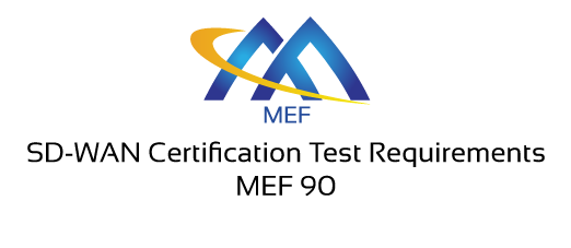 MEF 90 - SD-WAN Certification Test Requirements