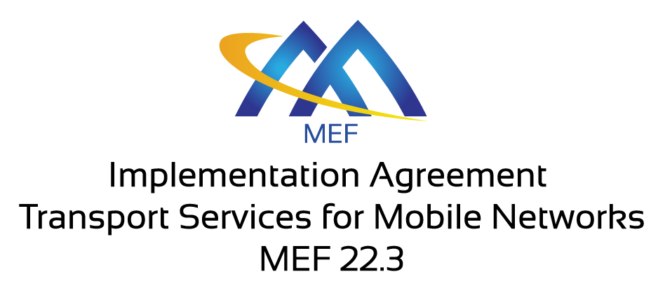 Implementation Agreement – Transport Services for Mobile Networks