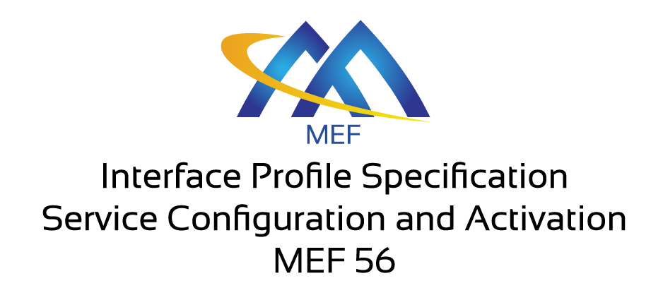 Interface Profile Specification – Service Configuration and Activation