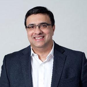 Ari Banerjee Headshot