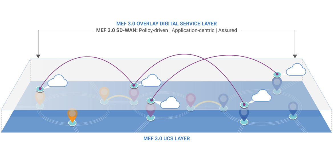 The Overlay Digital Service Layer