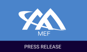 MEF Press Release Logo