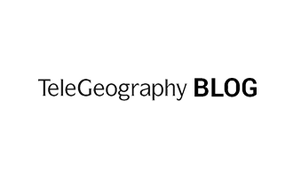 TeleGeography Blog Logo