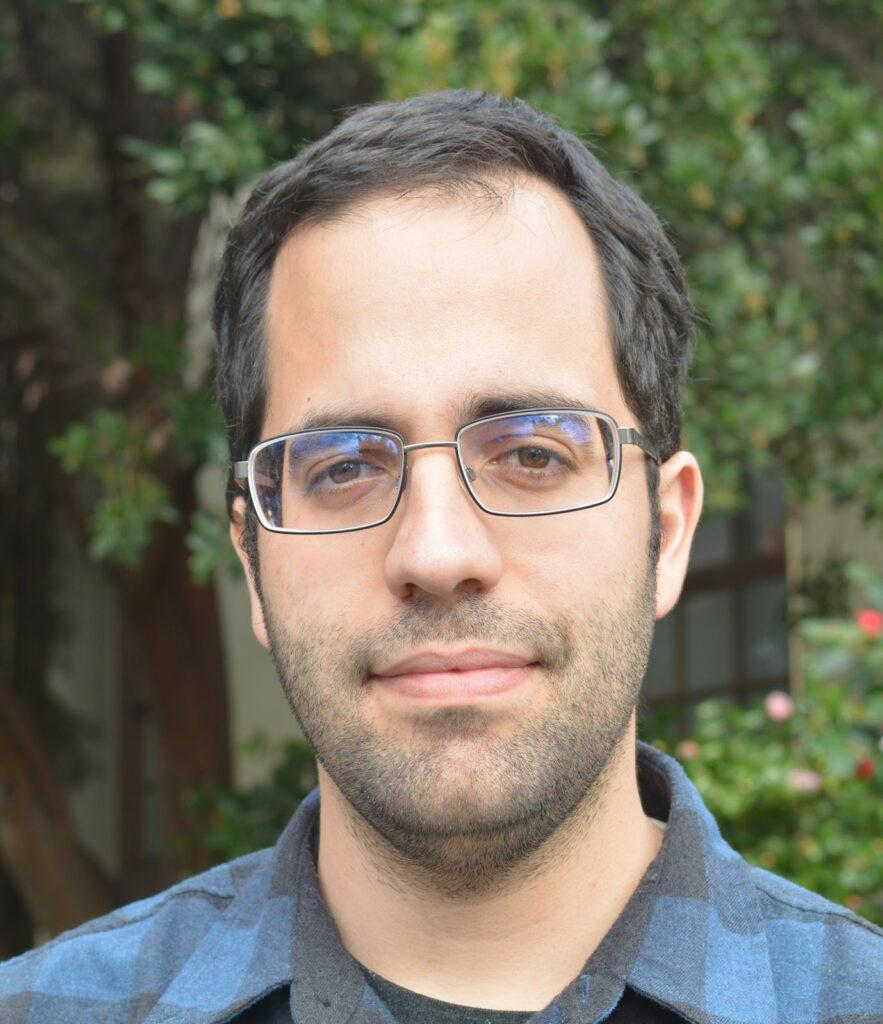 Alberto Rodriquez-Natal Headshot